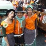costumes d'adultes gitanes pour Toulouse en Piste