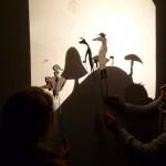 Atelier théâtre d'ombres pour adultes