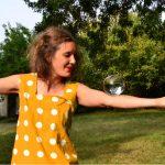 Petite pensée - Spectacle de jonglerie