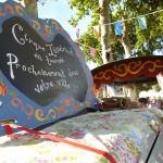 pancarte Cirque itinérant