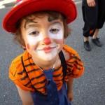 costume de clown, cristalball