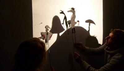 Atelier théâtre d'ombres