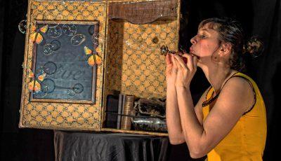 Rêverie Soluble - Spectacle de jonglerie et manipluation