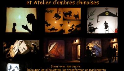 Ateliers de Théâtre d'Ombres