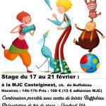Stage de Cirque MJC Castelginest